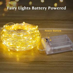 SpirituaLights™ Summer Fairy Lights