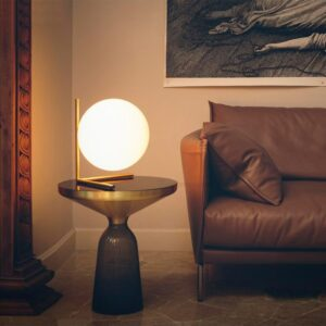 Art Deco Table Lamp – Sphere